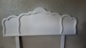 Headboard for double or queen bed