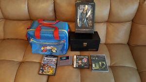 Rare Original Nintendo Accessories, Smash Bros Melee and More