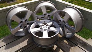 """4 Mags 15"""" pour Mazda 3"""