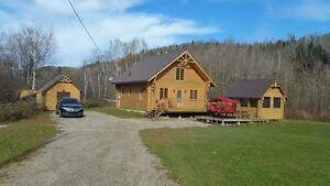 Chalet petit Saguenay
