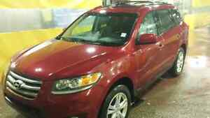 2012 HYUNDAY SANTA FE LIMITED 4X4