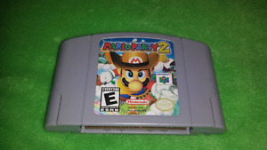 For sale, Mario party 2 60 dollars.