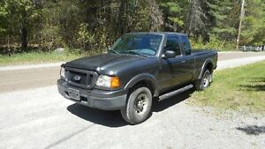 2004 Ford Ranger edge Pickup Truck