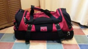 Roots Wheeled Duffel/Sports Bag