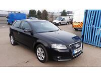 2009 AUDI A3 1.6 TDI SE Ex Cond 12mth Warranty AA Cover Low Finance