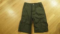 Bermuda shorts for boys - pantalon courts pour garcon