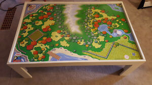 Wooden Thomas the Train Play Table