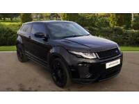 2015 Land Rover Range Rover Evoque 2.0 TD4 HSE Dynamic 3dr Automatic Diesel Coup