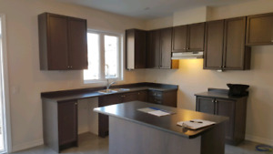 Oak Kitchen Cabinetd with Countertops