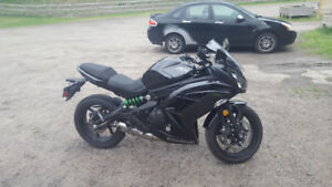 2016 Kawasaki Ninja 650 ABS - Best Deal on Kijiji!