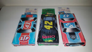 Traks '20 Years of Richard Petty' Collectible Race Cards:Part1+P