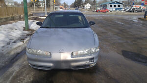 ($2300 OBO - PRICE NEGOTIABLE) 1999 Oldsmobile Intrigue Sedan
