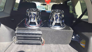 12 Inch AudioBahn Awes12p's and Orion XRT 15001