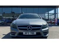 2013 Mercedes-Benz CLS COUPE CLS 350 BlueEFFICIENCY AMG Sport 4dr Tip Auto Petro
