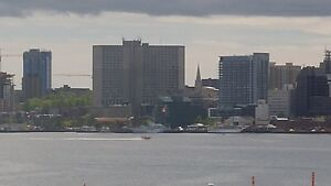 View of Halifax Harbour