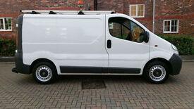 Vauxhall Vivaro 2.9 T 1,9DI SWB X BT FLEET F/S/H 1 OWNER LOW MILES ///