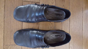 "WANTED Clarks ""Music"" Slip On Ladies Shoes"
