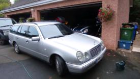 image for 1999 Mercedes e300 turbo diesel avantgarde estate