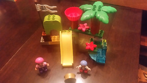 Lego Duplo 10513 Jake and The Neverland Pirates Cubby Izzy
