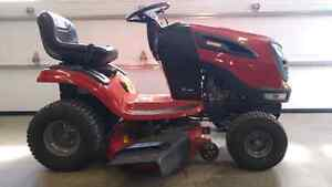 Tracteur craftsman 23hp comme neuf