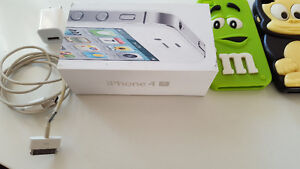 iPhone 4S 16G white excellent condition