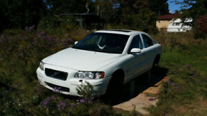2005 Volvo S60 2.5T AWD Parts