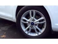 2014 Ford Fiesta 1.25 82 Zetec 5dr Manual Petrol Hatchback