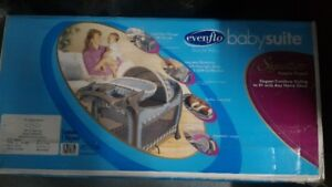 EvenFlo-Baby Suite-Jolly Jumper-Diaper Pail-Bouncer(Hardly used)