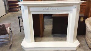 fire place shell