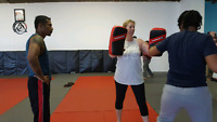 Training that will keep you INTERESTED -SELF DEFENSE AND FITNESS