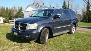 2007 Dodge Durango SLT 4x4 Sports Utility  4