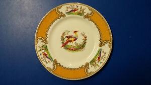 MYOTT CHELSEA BIRD 2335 STAFFORDSHIRE DINNER PLATE London Ontario image 1
