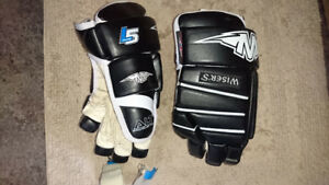 Sporting Equipment - Hockey Gloves