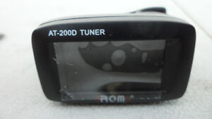 Clip on Electronic Guitar Tuner NEW  $10