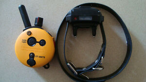 E-Collar for training dogs
