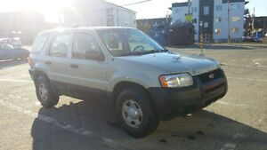 2003 Ford Escape VUS