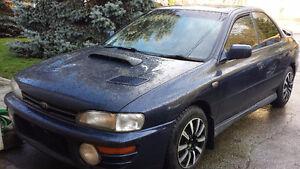 1995 Subaru WRX AWD Turbo