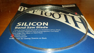 """Tuff Tooth Silicon Band Saw Blade 105"""" long x ¼"""" wide, 6 TPI Cambridge Kitchener Area image 4"""