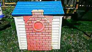 Fisher Price Playhouse /Toy Shed!