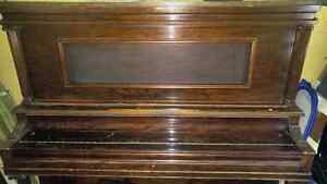 Haines Bros. Piano possible delivery