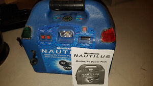 MotoMaster Nautilus Battery Pack, 800 A London Ontario image 1