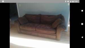 Sofa  & matching  Chaise Lounge