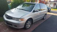 2003 Honda Odyssey EX Minivan, Van