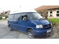 Custom VW Transporter T4 Camper 2000 - LHD - 1st Private owner - Sleeps 4