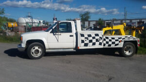 1991 gmc towing