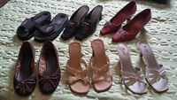 Size 7 Ladies Shoes