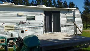 DON'T MISS OUT: 37' Springdale Parked Model RV