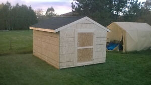 Storage Sheds (Travarc Contracting)
