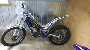 2015 Sherco ST 250, Low hrs, Like new condition!