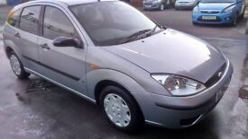2004 (54 plate) Ford Focus 1.4 CL